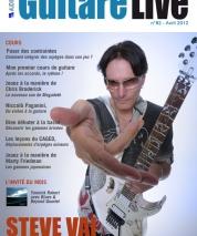 Guitare - April 2012