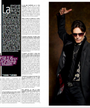 This is Rock (Spain) Interview Spread