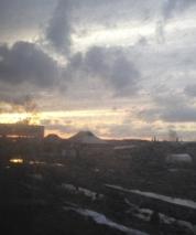 siberian-sunset